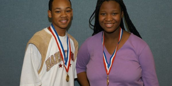 Anthony Williams & Alexis Owens