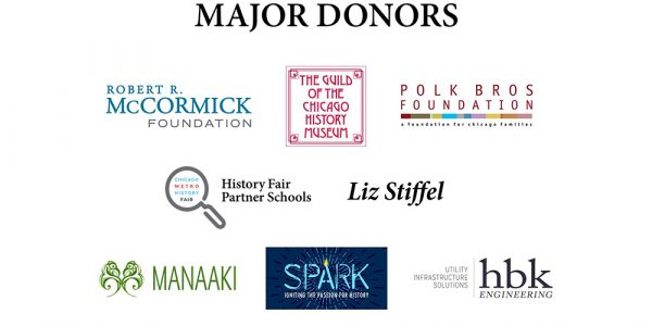 history fair donor logos